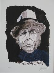 Armin Mueller-Stahl, Leonard Cohen132-180
