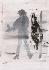 Armin Mueller-Stahl, Michael Jackson