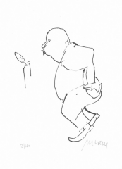 Armin Mueller-Stahl, Die Kerze
