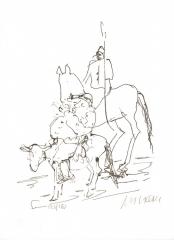 Armin Mueller-Stahl, Don Quijote