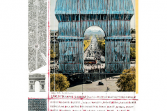 Christo, Arc de Triomphe III
