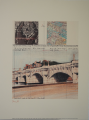 Christo, Pont Neuf, Wrapped