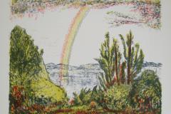 Erich Heckel, Regenbogen
