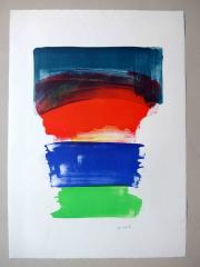 Jerry Zeniuk , aus der Serie Berlin Lithograph