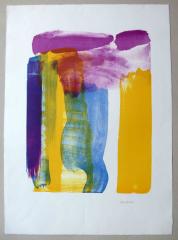Jerry Zeniuk, aus der Serie Berlin Lithograph