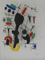 Joan Miró, Liberte des libertes