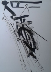 K.R.H.Sonderborg ,o.T.,Fahrrad