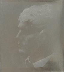 Heinz Mack, Selbstportrait