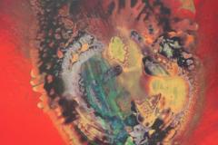 Otto Piene, Feuerblume
