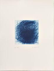 Arnulf Rainer, Blaue Galaxie