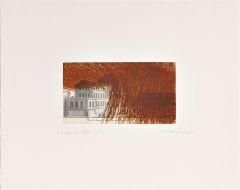 Arnulf Rainer, Veüe du Louvre et de la Grande Galerie