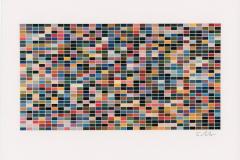 Gerhard Richter, Farben # 2