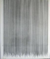 Günther Uecker, Strukturen